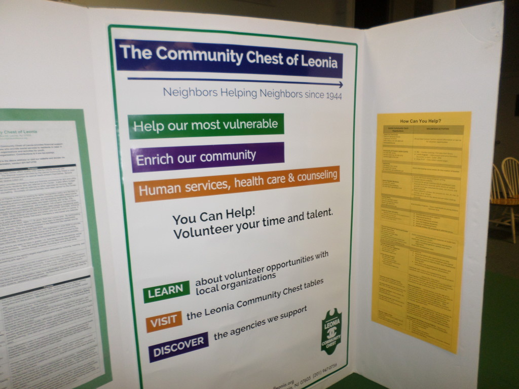 Agency Night at the Community Chest